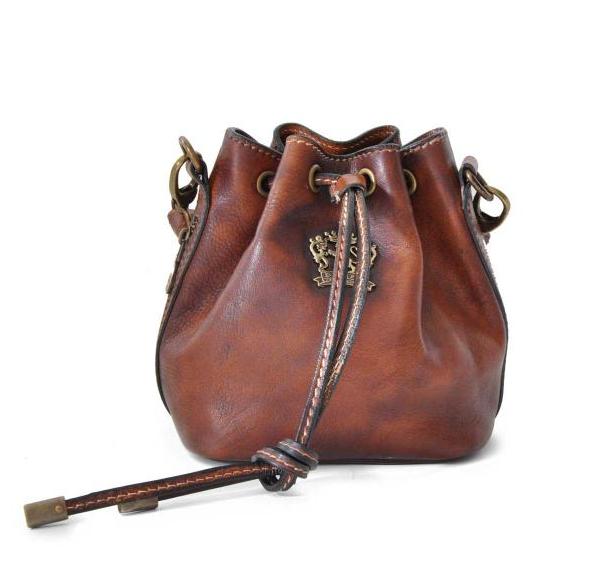 f01b5b3b767 dámská kožená kabelka Pratesi Sorano 1 - pohled 1 - www.glancshop.cz