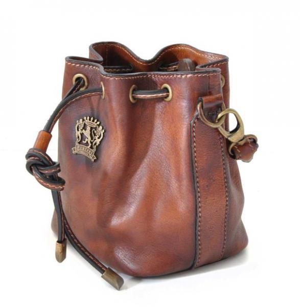 acef01b9e16 dámská kožená kabelka Pratesi Sorano 1